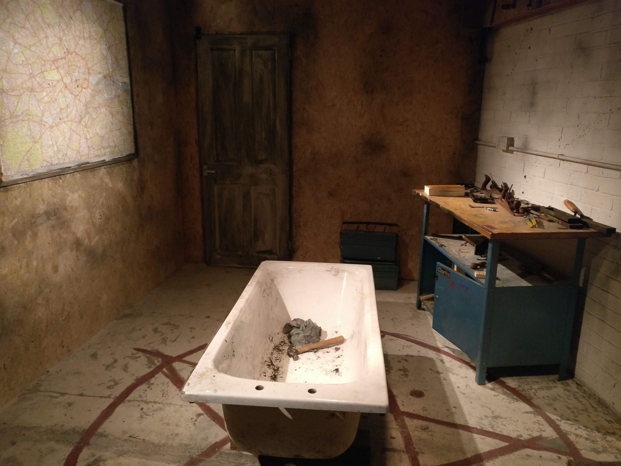 Inside the Corpsewood Killer room
